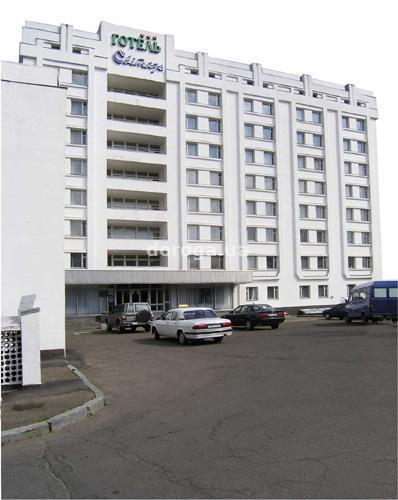 Гостиница Свитязь