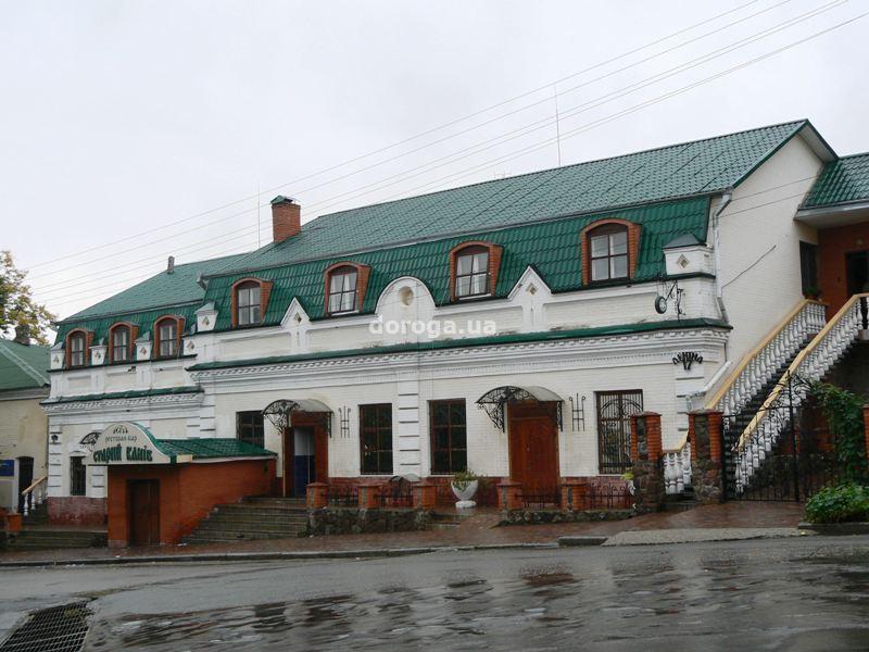 Гостиница Старый Канев