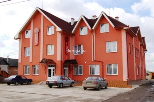 Отель Вилла Баст