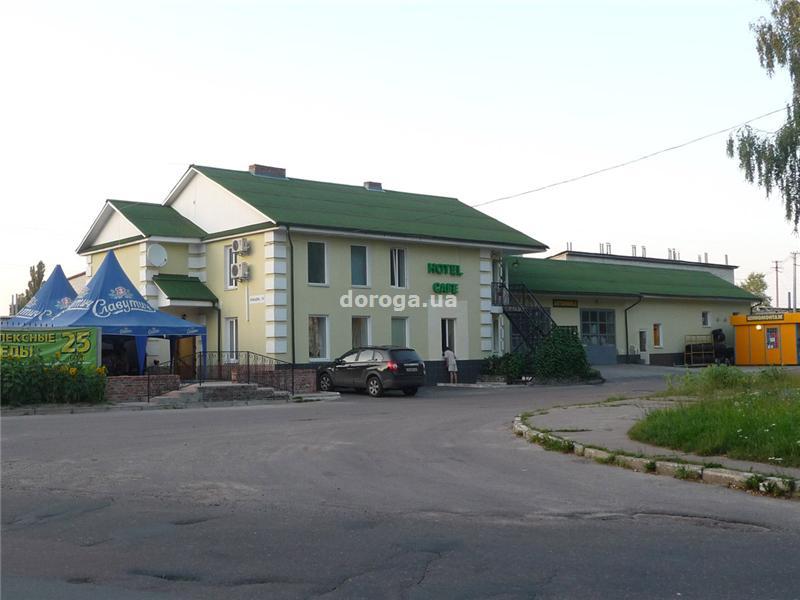 Мотель Березка