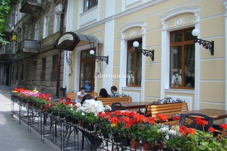Мини-отель Одесский дворик