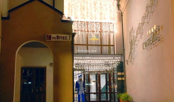 Отель Галерея