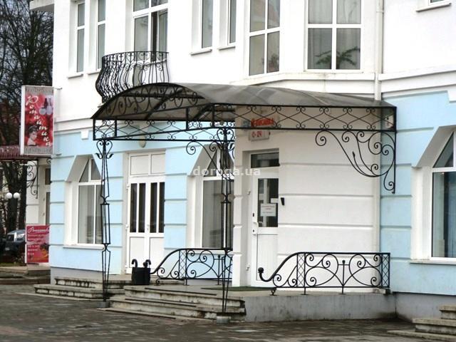 Гостиница Пысанка
