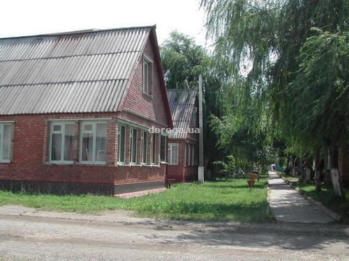 База отдыха Донбасс