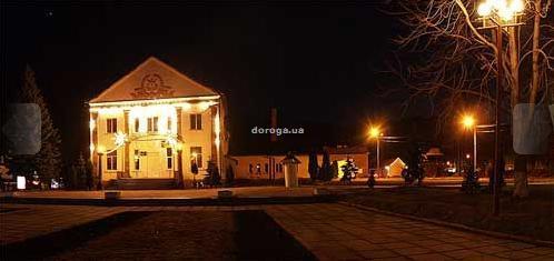 Отель Водоcпад