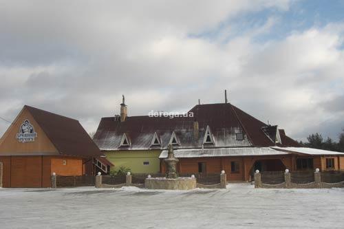 Мотель Древний русич