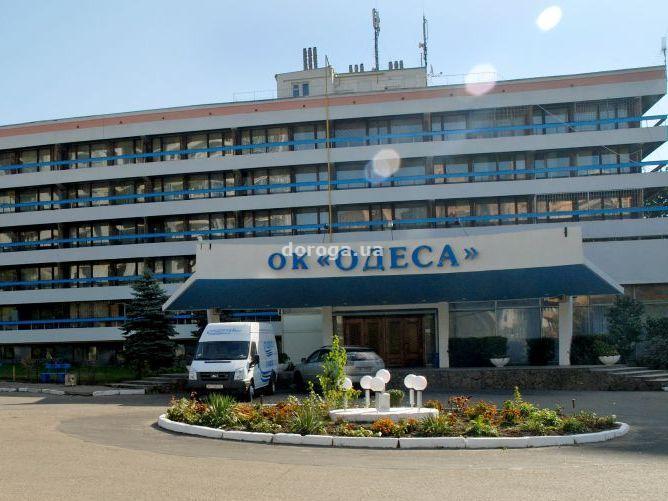 Отель ОК Одесса