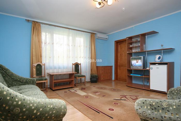 Отель Лилея