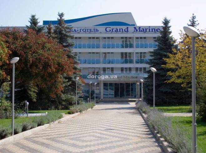 Отель Гранд Марине