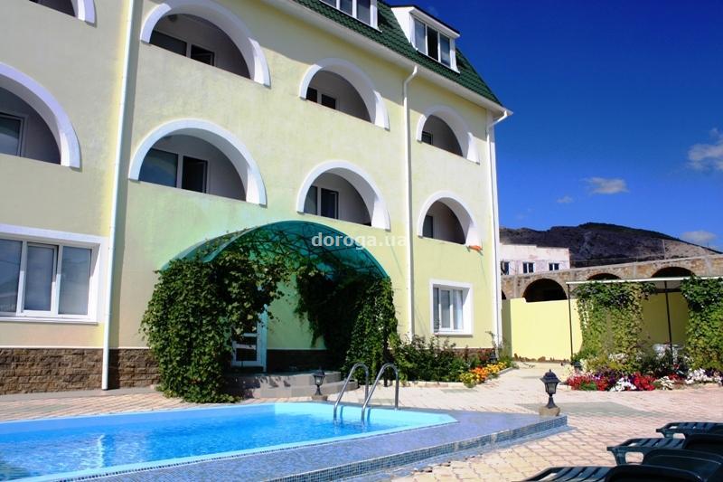Мини-отель Солнечный