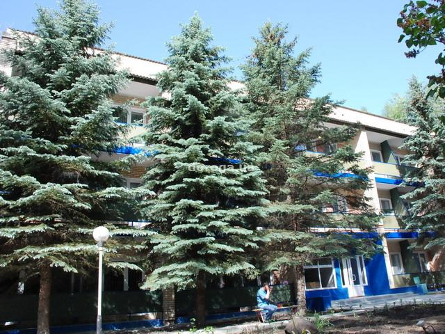 Гостиница Зеленый гай