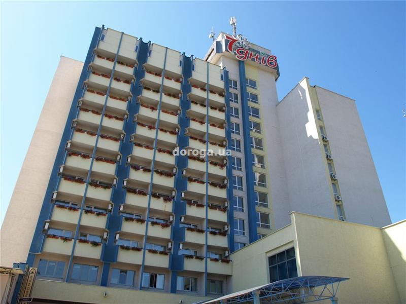 Гостиница 7 дней