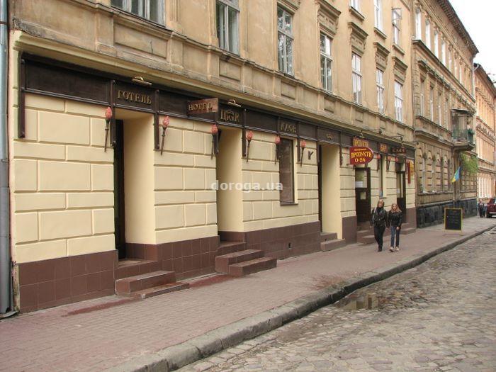 Отель Цисар