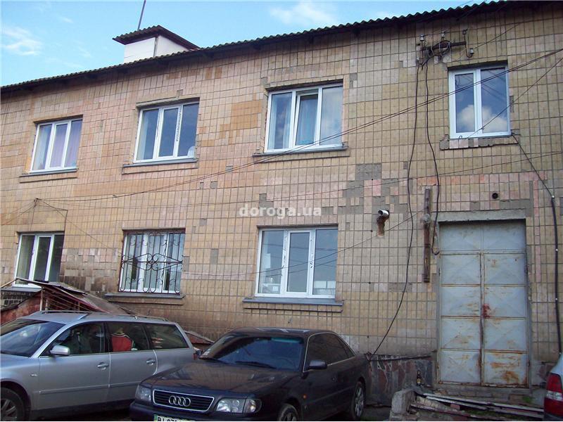 Гостиница Бородянка
