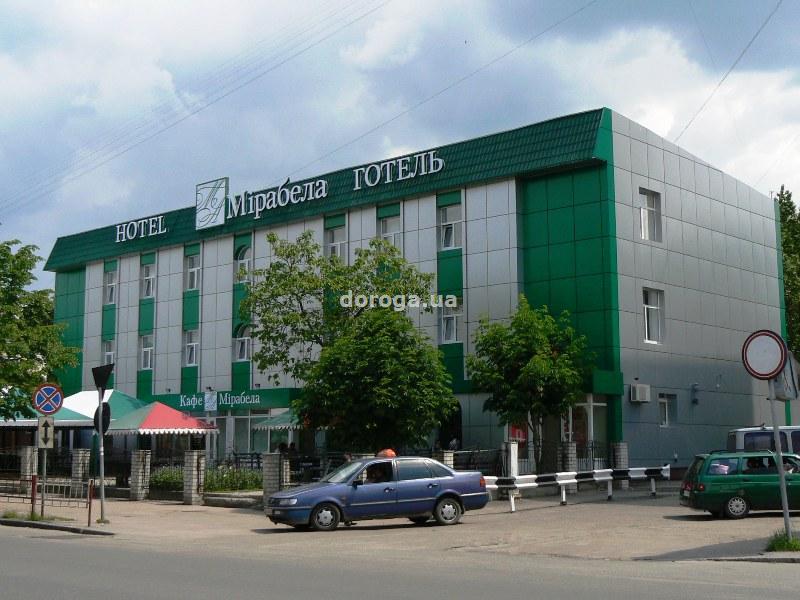 Гостиница Мирабелла