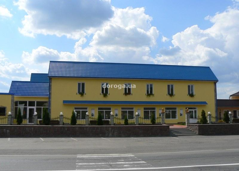 Мотель Россоха