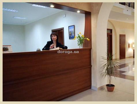 Отель Атриум Кингс Вэй