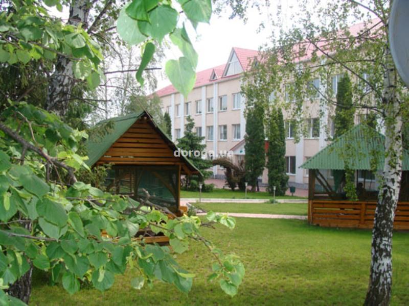Гостиница Гонтов яр