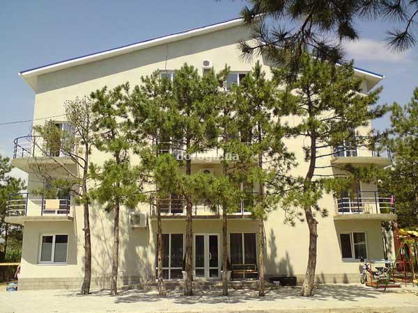 Гостиница Черное море
