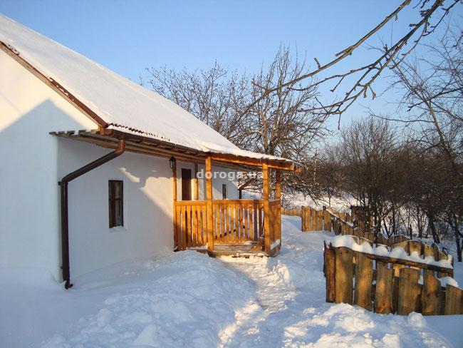Мини-отель Дикий хутор