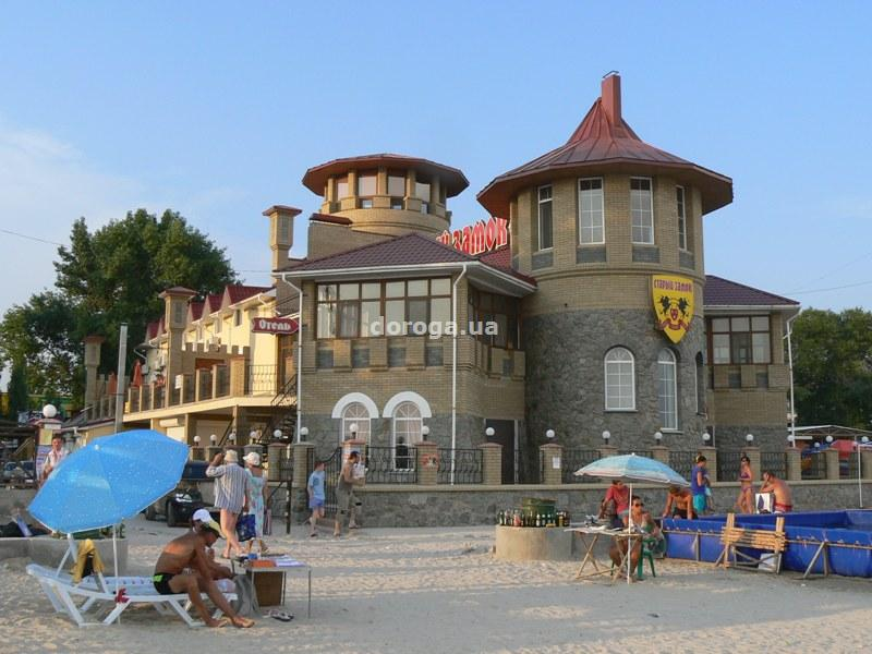 Гостиница Старый замок