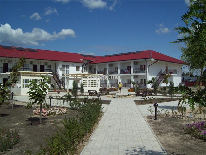 Гостиница Акватика