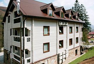 Отель Рейкарц Карпаты