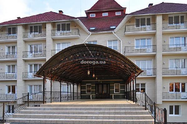 Отель Рейкарц Поляна