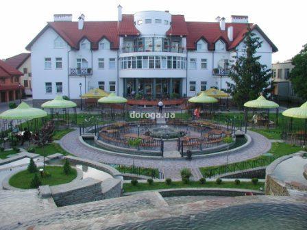 Гостиница Золото Карпат