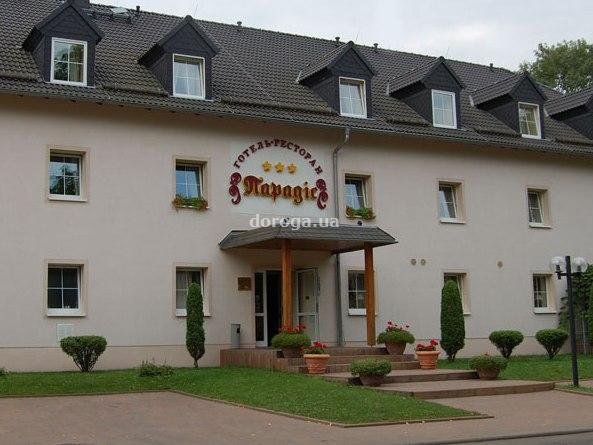 Гостиница Парадис
