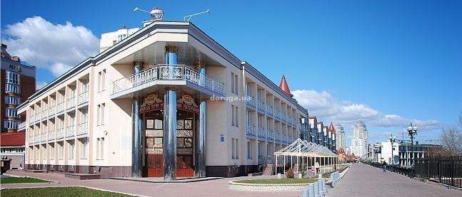 Гостиница Висак