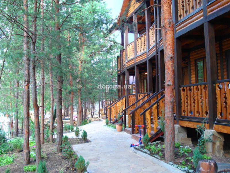 База отдыха Лесной домик