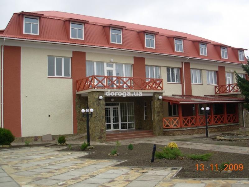 Отель Мандры