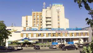 Отель Росава