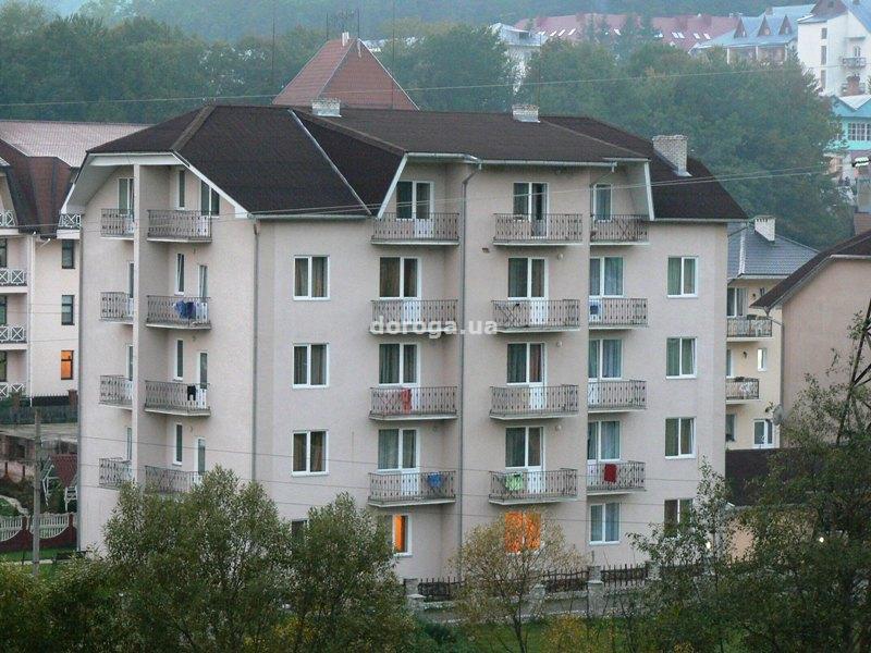 Отель Закарпатье
