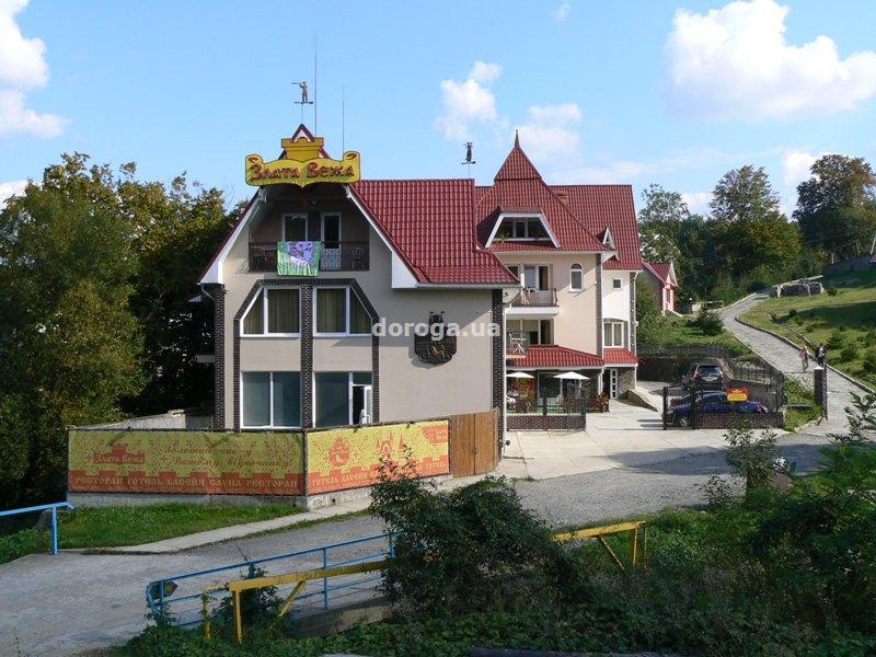Отель Злата вежа