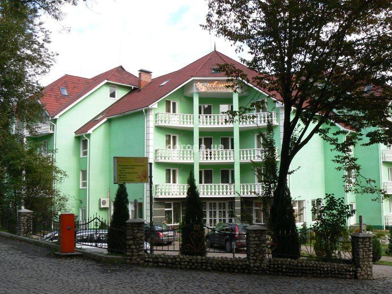 Отель Квитка Закарпатья