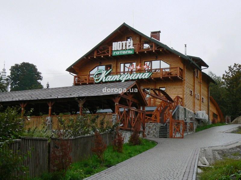 Отель Катерина