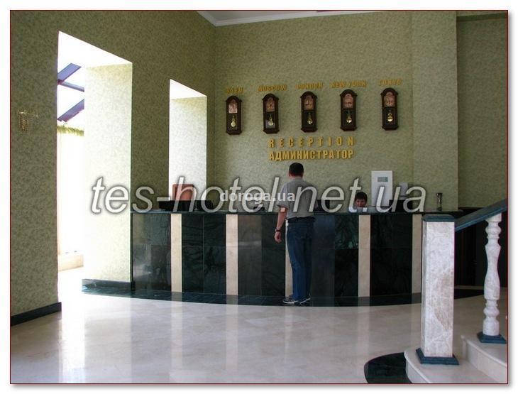 Отель ТЭС-отель
