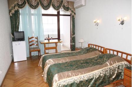 Гостиница Гелиопарк Сосновая Роща