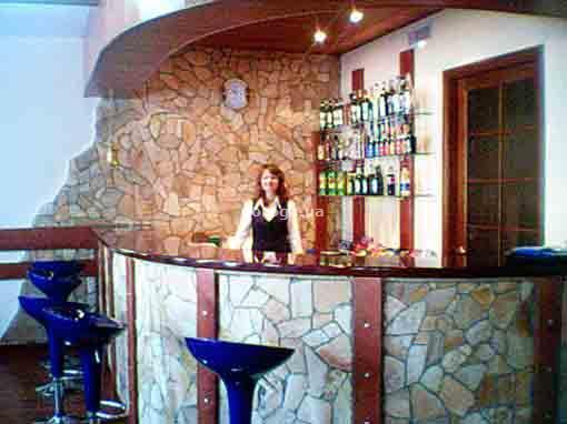 Отель Черное море Раздельная
