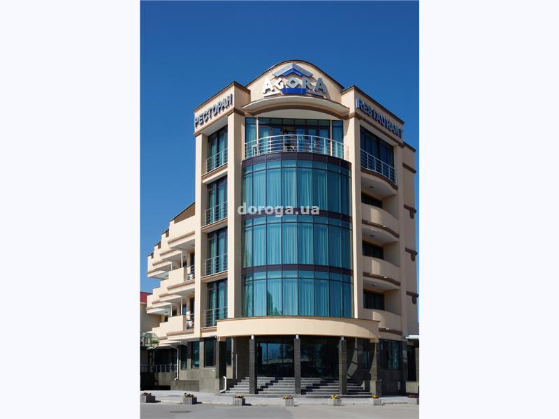 Отель Агора