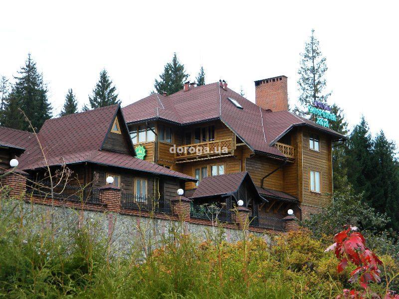 Гостиница Смерекова хата