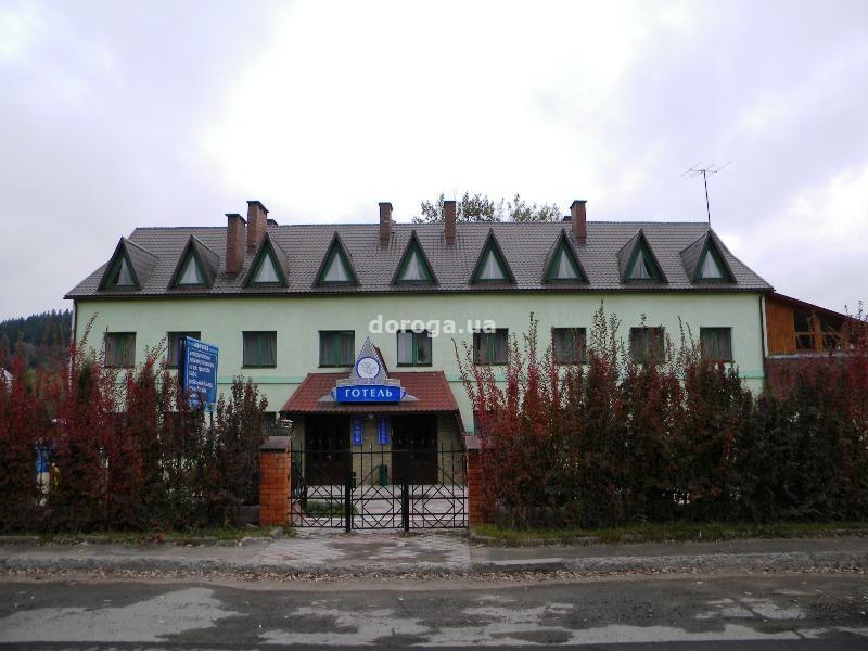 Гостиница Морозко