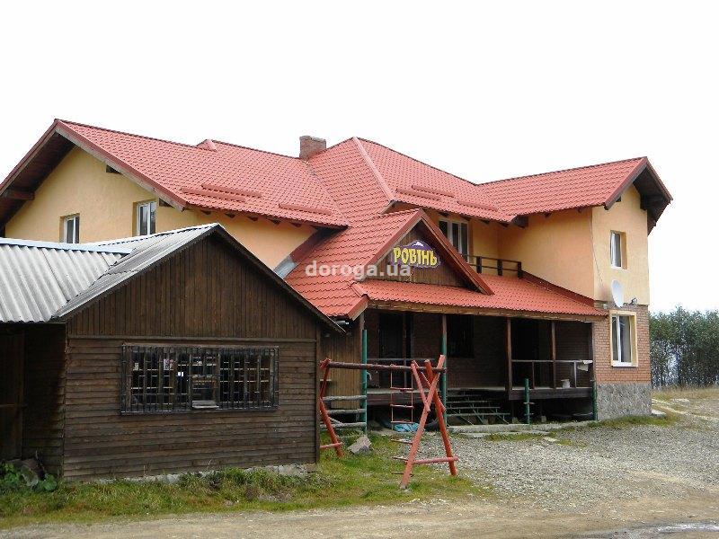 Отель Ровинь