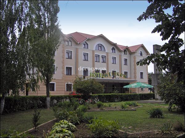 Отель Геликон