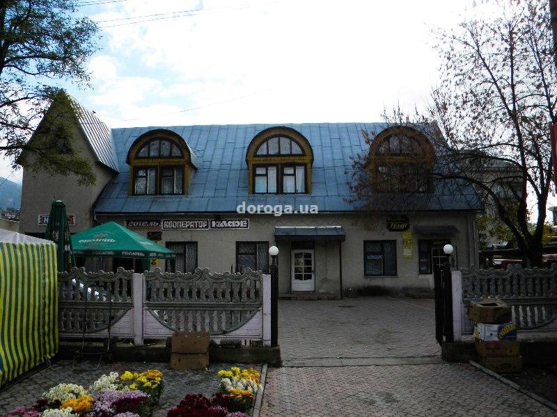 Гостиница Кооператор
