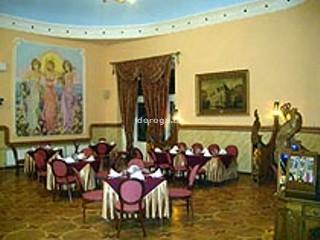 Гостиница Золотая пава