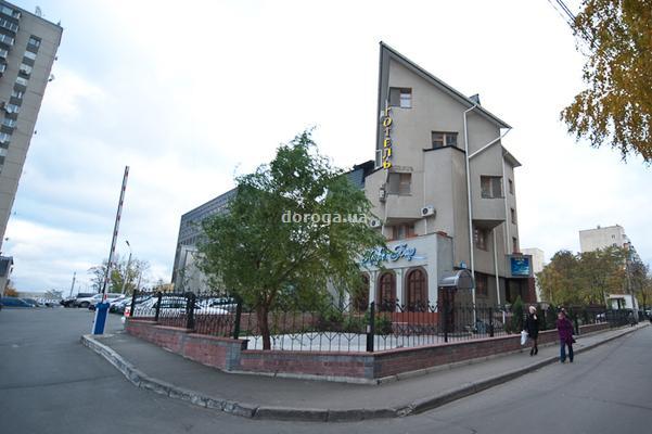 Гостиница Жайвор
