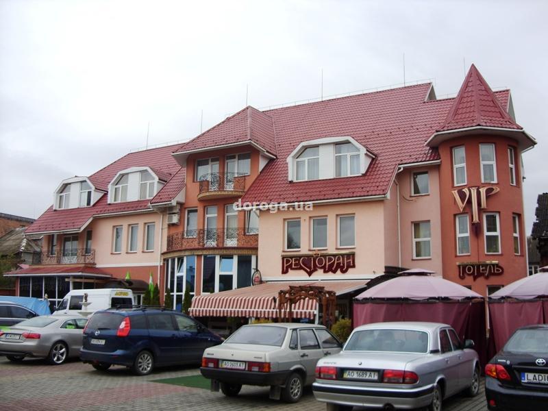 Гостиница ВИП